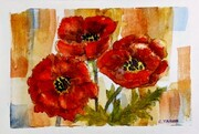 Mom's Poppies